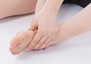 足底筋膜炎のイメージ写真